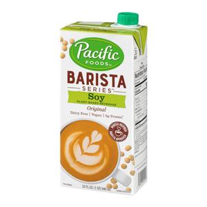 Alimento Líquido Soya Barista - Pacific