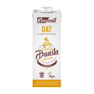 Alimento Liquido de Avena Barista Orgánico - Ecomil