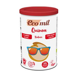 Alimento en Polvo de Quinoa Orgánico - Ecomil