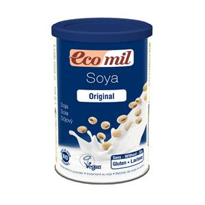 Alimento en Polvo de Soya Orgánico - Ecomil