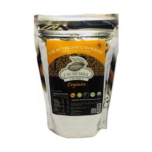 Cacao orgánico en polvo 300g - Cacao Soul