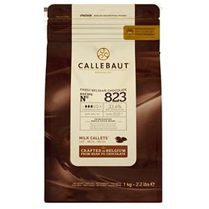 Callebaut 823 - 1 kilo-33,6% cacao
