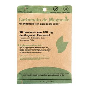 Carbonato De Magnesio - Dulzura Natural