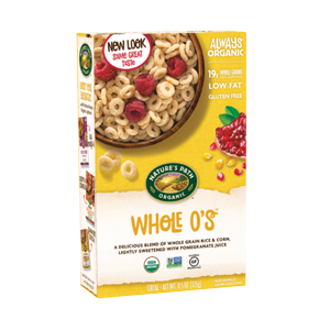 Cereal De Grano Entero Orgánico 325g - Nature´S Path Organic