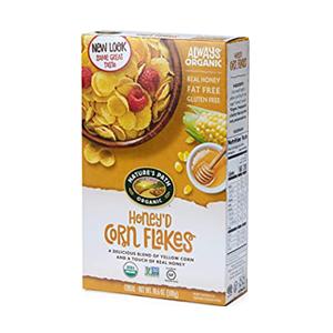 Cereal De Maiz Con Miel Orgánico 300g - Nature´S Path Organic