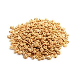 Cereal de arroz inflado orgánico