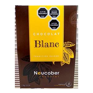 Chocolate Blanco 29% Cacao Monedas - Neucober