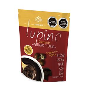 Crema avellanas - lupino - cacao - Terrium
