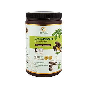 Green Protein Cacao Power - Aquasolar