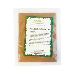 Guarana en polvo 50g - Positiv