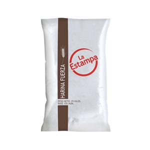 Harina Fuerza - La estampa 25kg