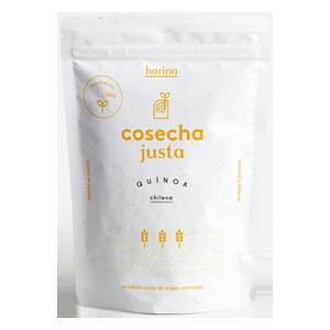 Harina Quinoa 500G - Cosecha Justa