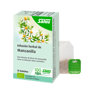 Infusion Herbal de Manzanilla - Salus