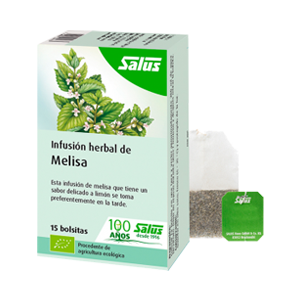 Infusion Herbal de Melissa - Salus