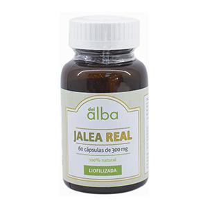 Jalea Real Liofolizada 60 Capsulas De 300 Mg - Apicola del alba