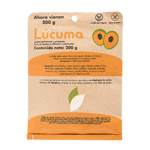 Lucuma - Dulzura Natural