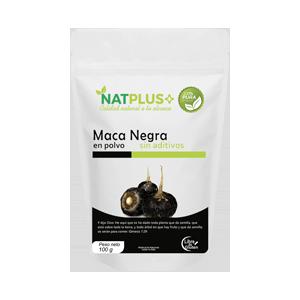 Maca negra en polvo - Natplus
