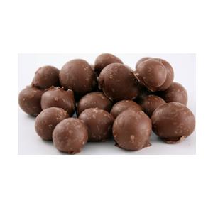 Maní japonés cubierto en chocolate 250g - El Huerto