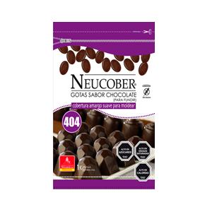 Monedas de Chocolate Sucedaneo Bitter - Neucober