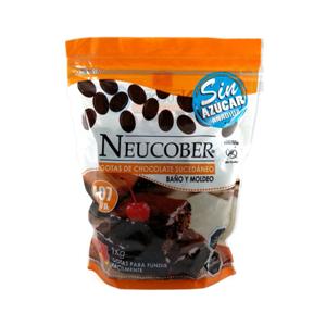 Monedas de chocolate sucedaneo sin azúcar - Neucober