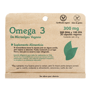 Omega 3 - Dulzura Natural