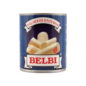 Palmitos enteros 400g - Belbi