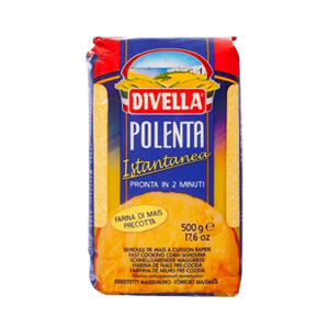 Polenta fina instantanea 500g - Divella