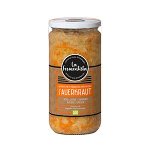Sauerkraut raices nobles