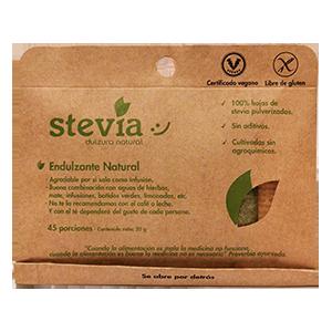 Stevia Verde 20grs - Dulzura Natural