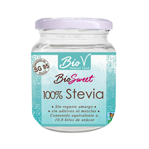 Stevia pura 40g - Biov