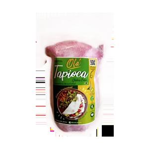 Tapioca sabor betarraga - Olá