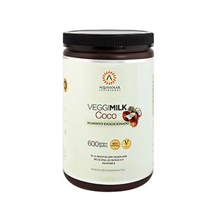 Veggiemilk Coco 600g - Aquasolar