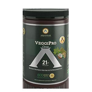 Veggiepro One 21g Proteina 600g – Aquasolar