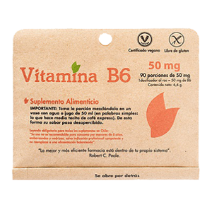 Vitamina B6 - Dulzura Natural