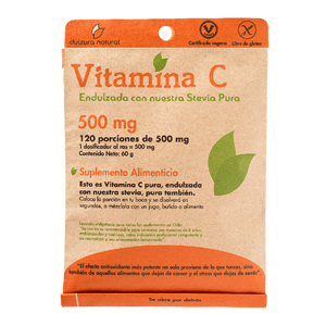 Vitamina C - Dulzura Natural