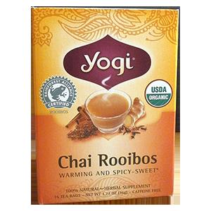 Chai Rooibos 16 Bolsitas - Yogi